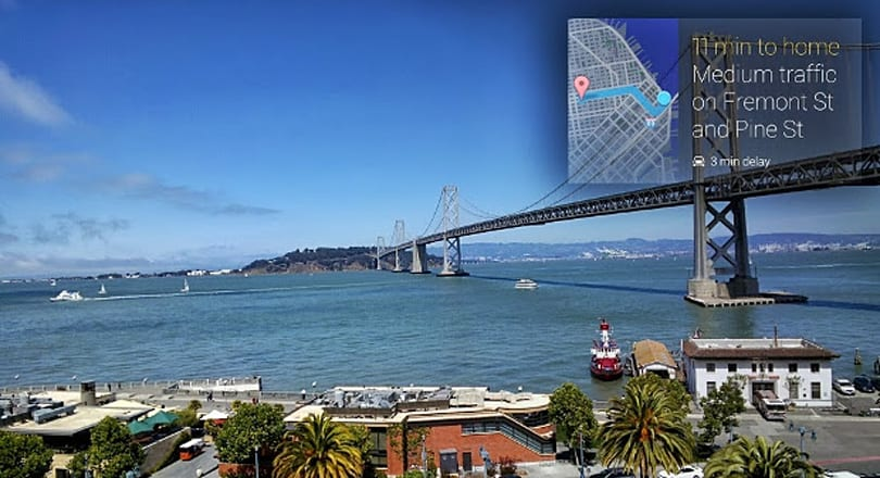 Google Glass update adds 'vignettes,' sound search and more