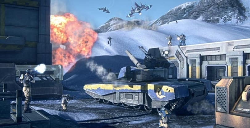PlanetSide 2 opens beta signups for PlayStation 4