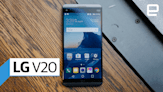 LG V20: Hands-on