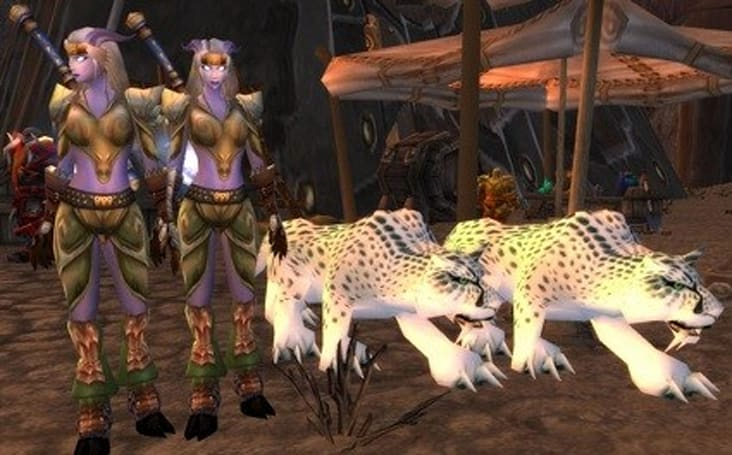 Scattered Shots: Pets at level 10