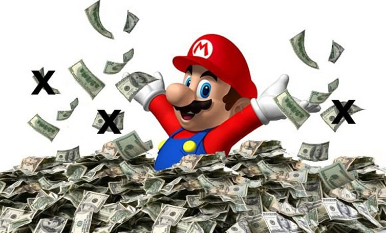 Nintendo expects falling profits for fiscal 2009