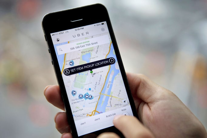 Uber uses trip data to recommend popular restaurants