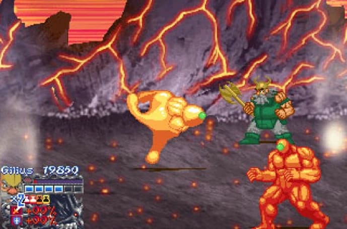 Fanmade 'Golden Axe Myth' available to download, for now