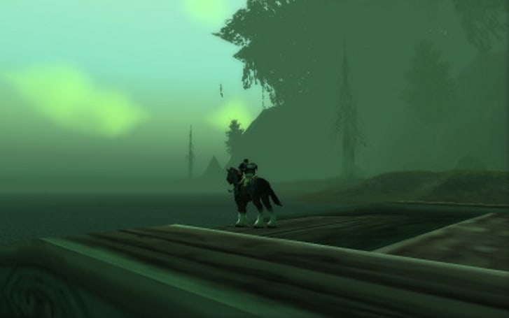 Around Azeroth: Looking towards Feathermoon