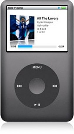 iPod classic lives to play another day