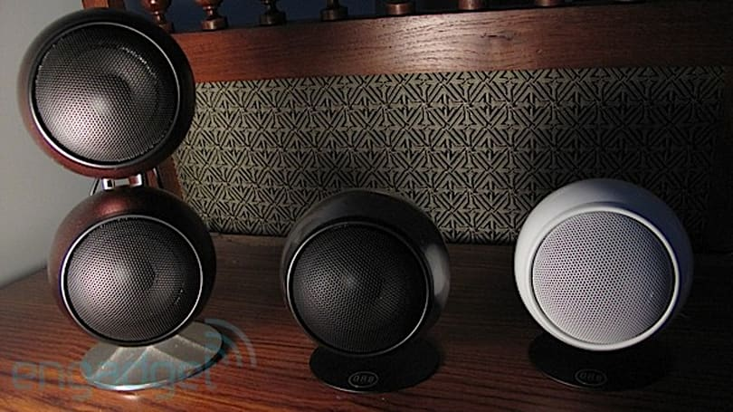 Orb Audio modular stereo speaker systems review