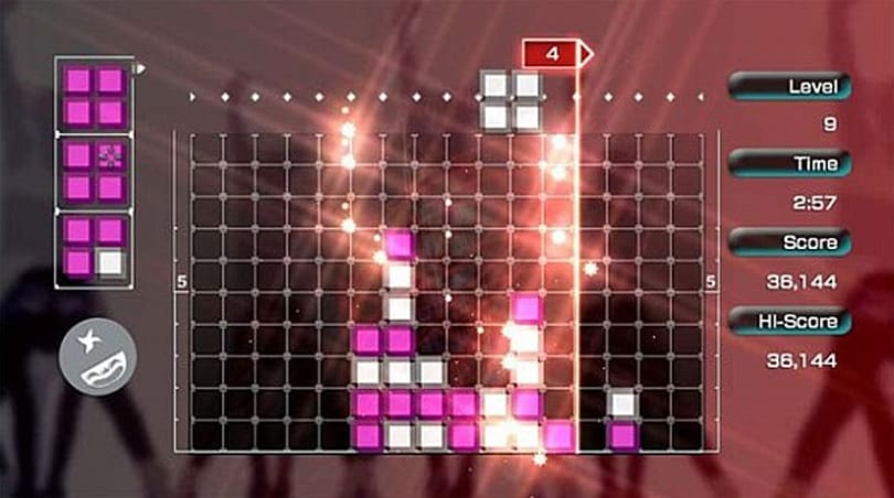 Lumines coming to iPhone, console versions getting price cut