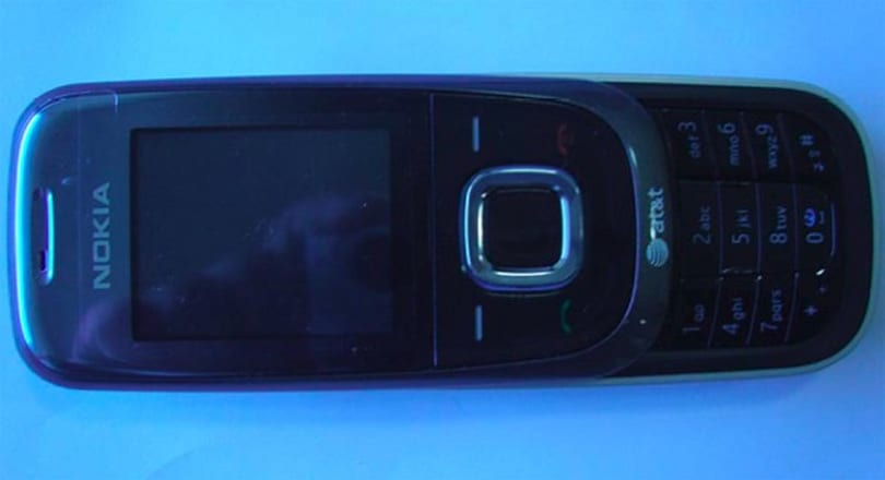 Nokia 2680 slide garners FCC attention in AT&T trim