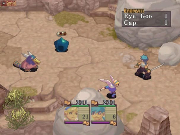 Breath of Fire 4 is set to heat up PSN in August