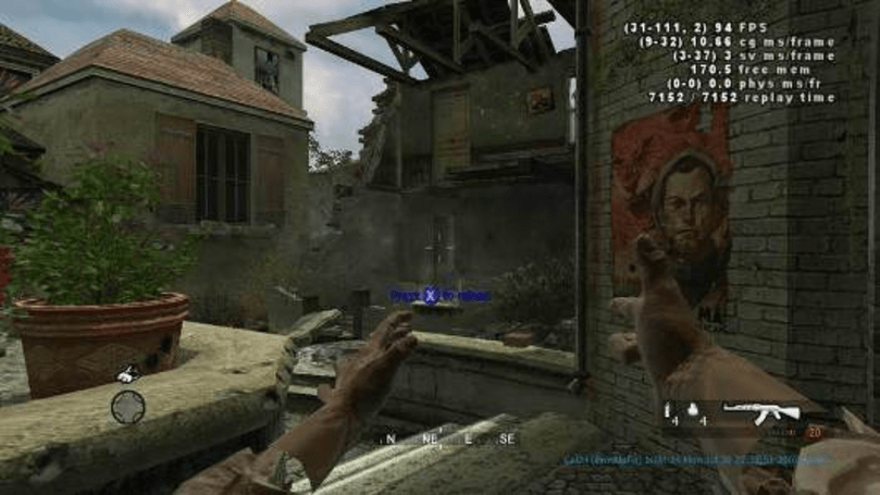 Canned Call of Duty: Devil's Brigade was like Inglourious Basterds on steroids