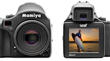 Mamiya's DL28 digital camera system is slightly cheaper than you'd think