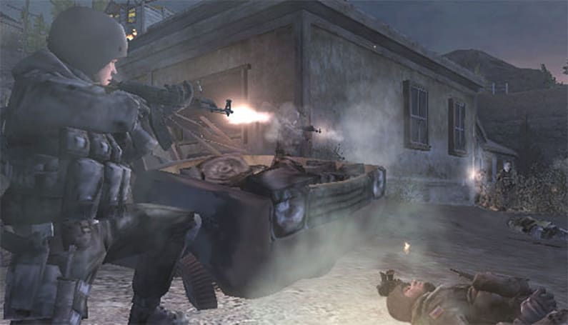 Metareview: Call of Duty: Modern Warfare - Reflex