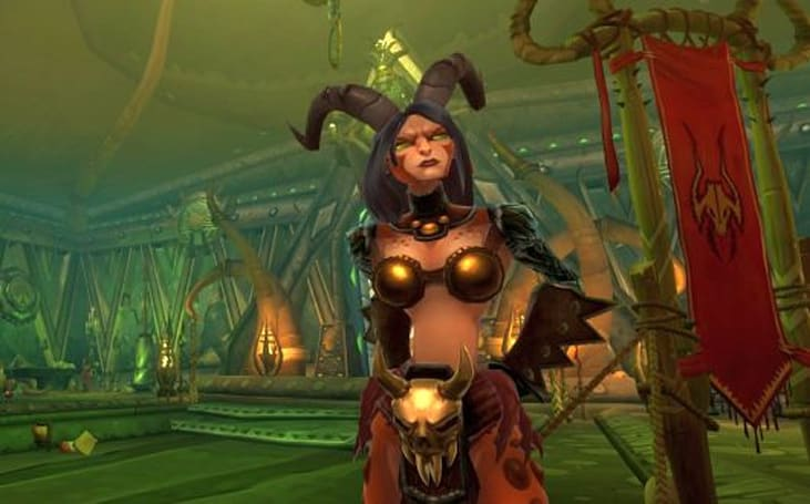 Massively Exclusive: A closer look at WildStar's Draken