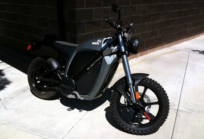 Brammo taking its electric motorcycles offroad in Vegas next week, puts Zero on notice