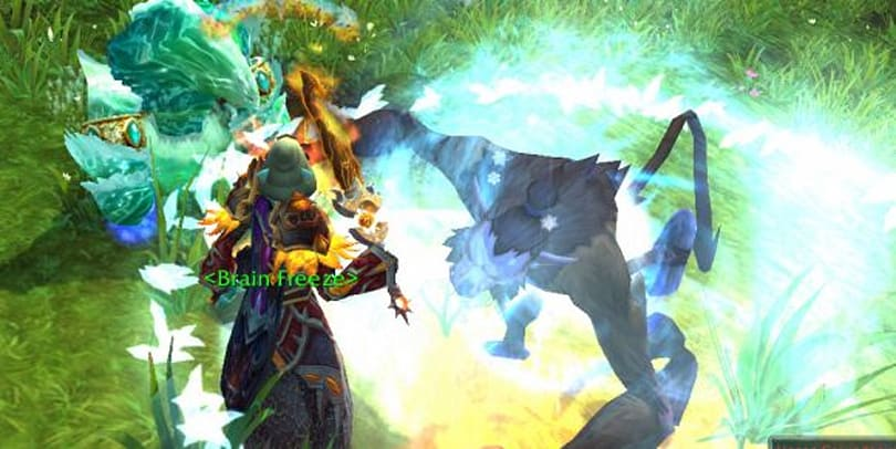 Arcane Brilliance: Bombs and tempests on the Mists beta