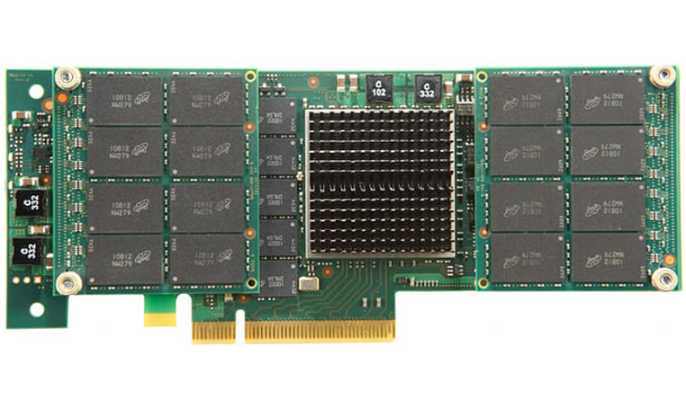 Micron's RealSSD P320h PCI Express SSD gets reviewed: wildly fast, but a little unstable