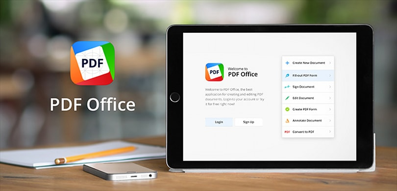 Readdle's PDF Office: Powerful PDF form creation tools and more