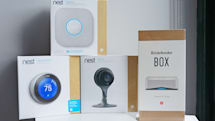 Engadget giveaway: Win a trio of Nest products courtesy of Bitdefender!