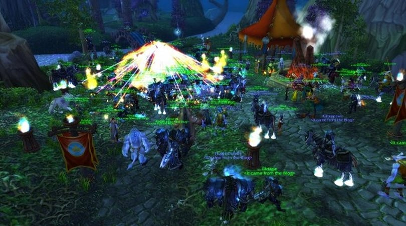 Guild size cap and the WoW Insider reader guild
