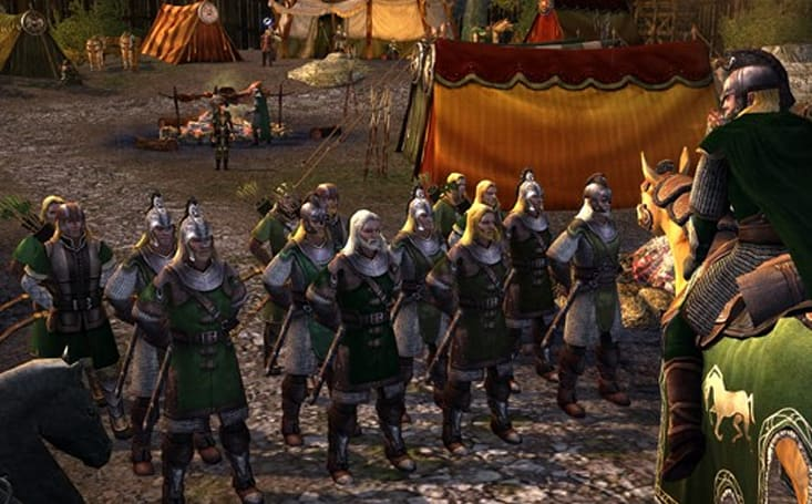 Turbine teases Rohan content with new LotRO screenshots