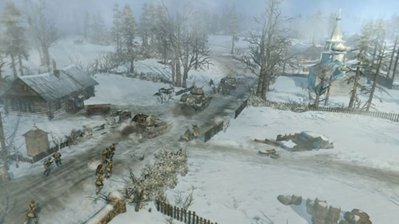 Company of Heroes 2 deploys June 25