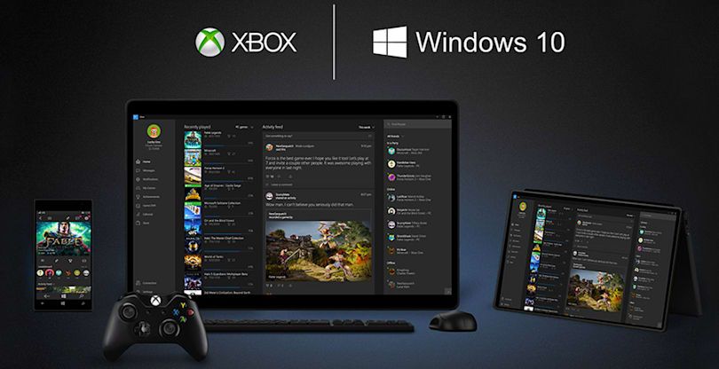 Windows 10 means big changes for the future of Xbox