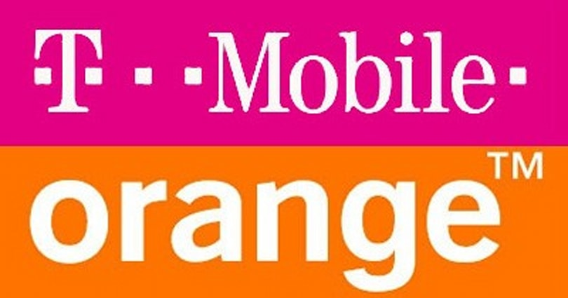 T-Mobile and Orange get cozy, go shopping together