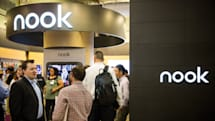 Barnes and Noble farms out some Nook tech services