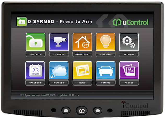 iControl and uControl engage in home automation merger, domestic disputes seem inevitable