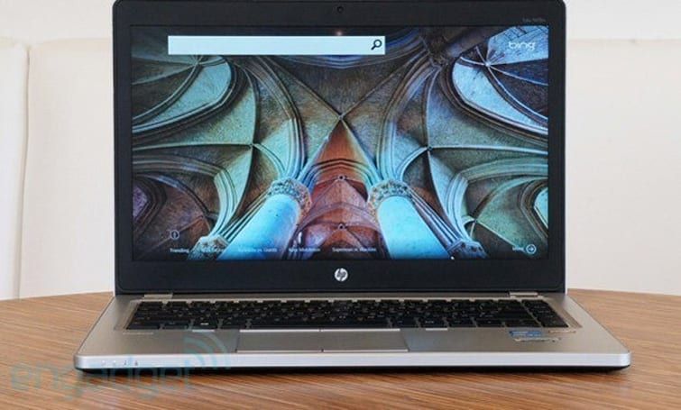 HP's EliteBook Folio Ultrabook getting a 1,600 x 900 screen option in March