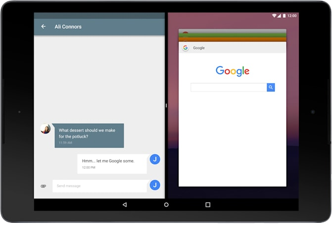 Android N Preview arrives with split-screen view and more