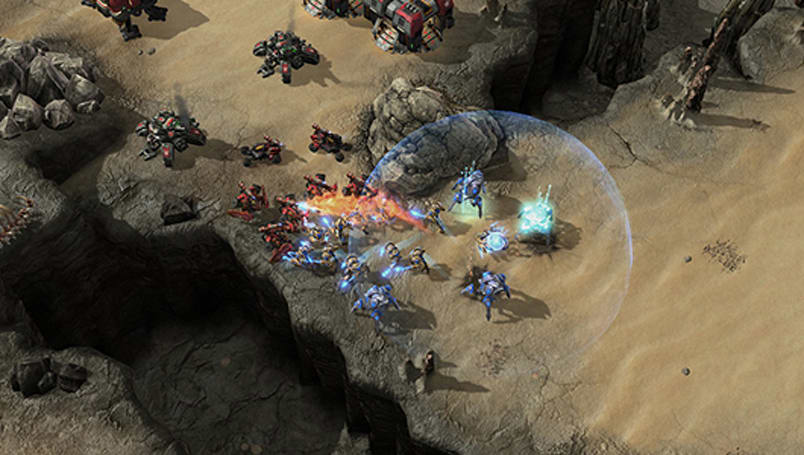 The Stream Team: Noobing it up in StarCraft II