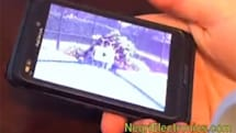 Nokia N9, E7, C7, or whatever it's called gets caught on video
