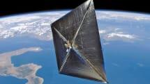 Super-fast magnetic motor keeps tiny satellites on track