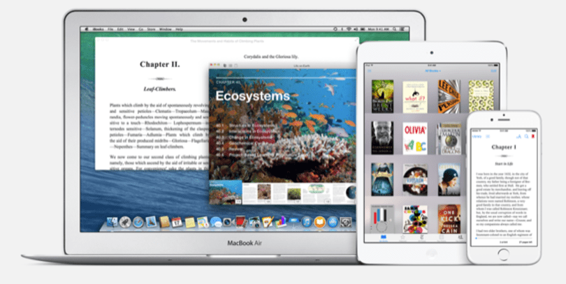 Apple has been adding 1M iBookstore users per week