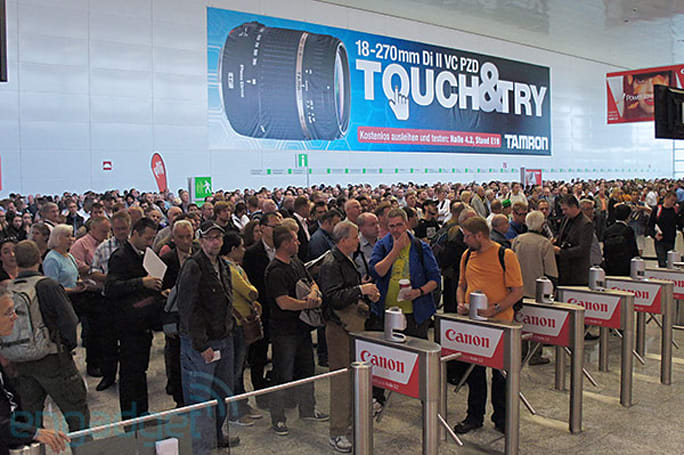 Photokina 2012 wrap-up: Canon, Nikon, lust-worthy Leicas, a full-frame Sony compact and more