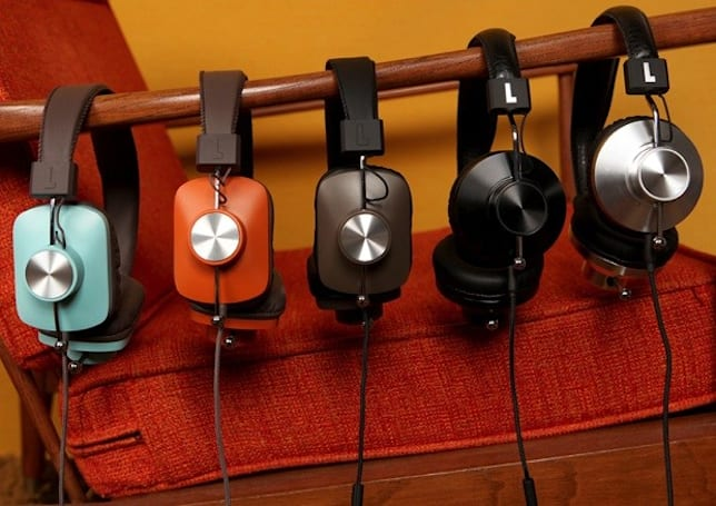 Eskuché intros Control v2 and 45v2 headphones, melds '70s chic with 2012 tech for iOS listeners