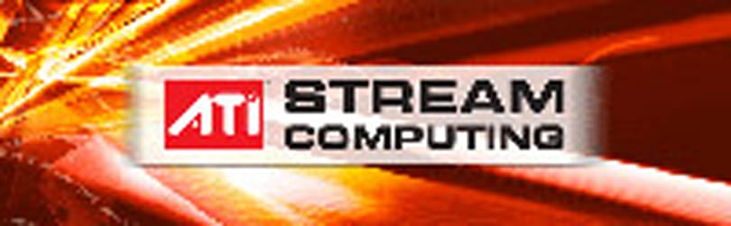 AMD Stream Processor launched, uses GPU power for general tasks