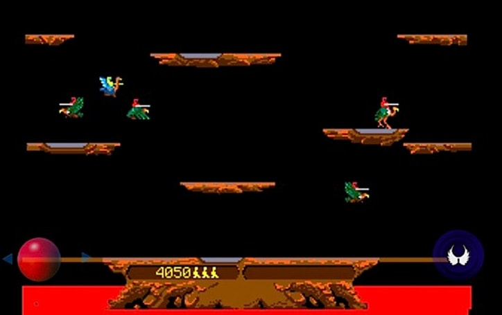 Midway Arcade launches on iOS with Joust, Spy Hunter, more