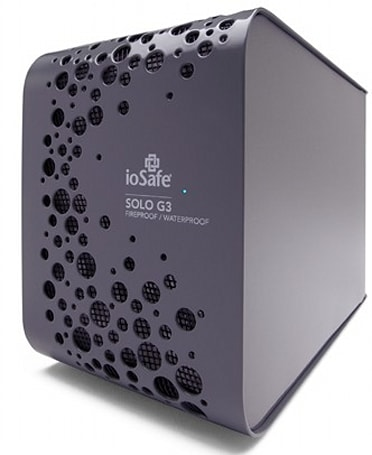 Engadget Giveaway: win one of two ioSafe SOLO G3 rugged external hard drives!