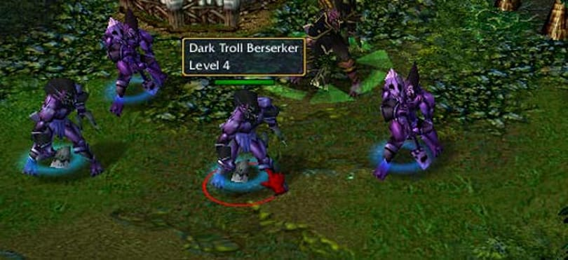 Wouldn't this be cool? The dark trolls and the underworld