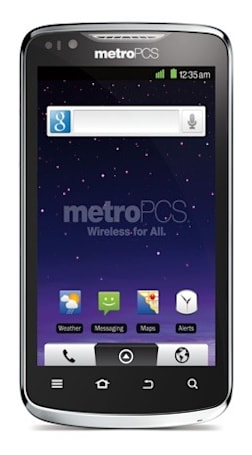 ZTE Anthem 4G unveiled for MetroPCS, has us singing a dual-core, LTE tune for $219