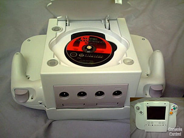 """Fan-made """"portable"""" GameCube is a beast [update 1]"""