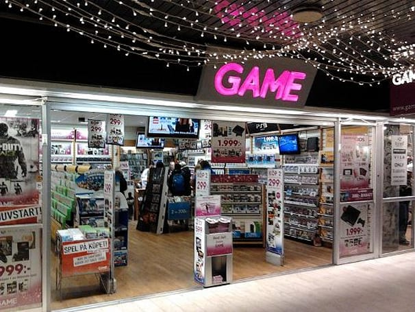 Report: UK retailer Game is for sale