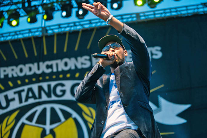 RZA teams up with Atari on a new video game-inspired album