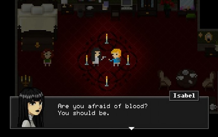 The Joystiq Indie Pitch: Survival Horror Story: Catequesis