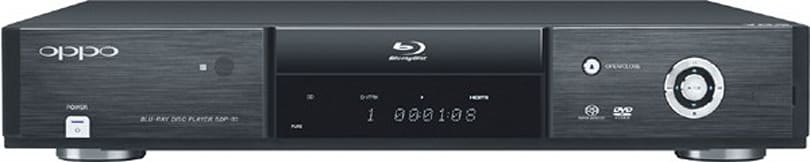 OPPO's long-awaited BDP-83 universal Blu-ray player now shipping