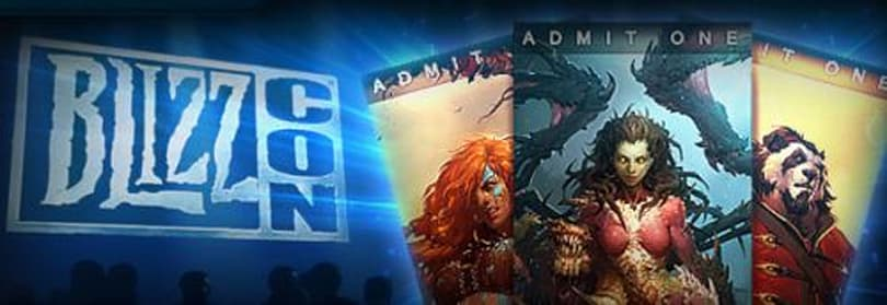PSA: BlizzCon tickets on sale right about ... now [Update: Gone!]