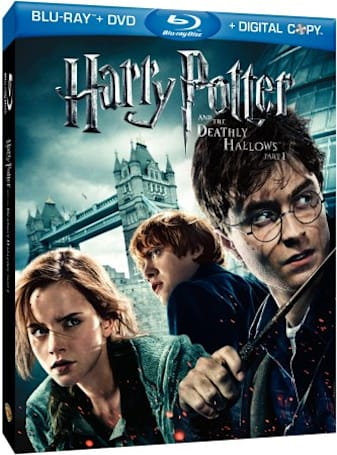 Warner schedules Harry Potter and The Deathly Hallows Part 1 Blu-ray release for April 15th
