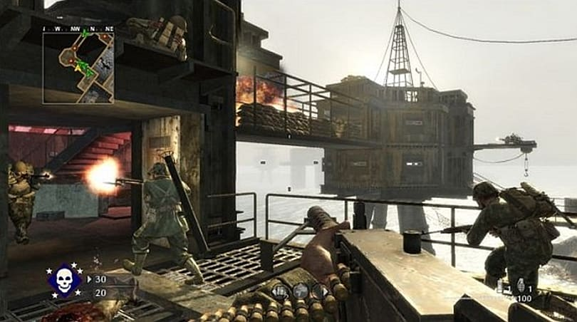 Third CoD: World at War map pack enlists one million on first weekend